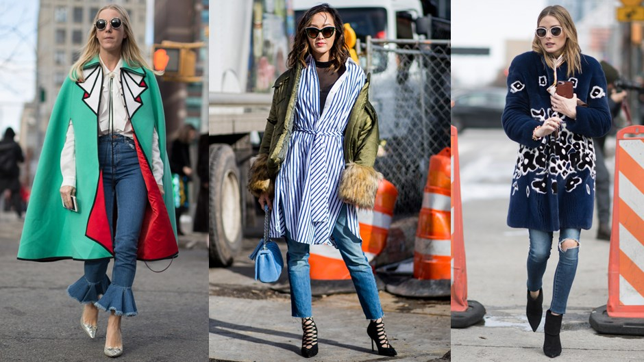 Here, our favourite street style looks from the sidewalks of arctic New York City.