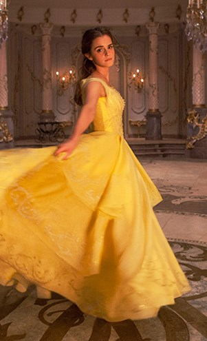 emma watson belle beauty and the beast