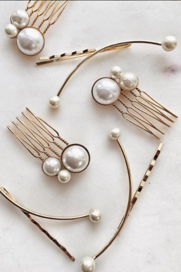 """You can shop pearl clusters (Lauren Conrad's favourites) at <a href=""""null"""">Lelet NY</a><a href=""""http://www.leletny.com/""""></a>, when you're in the States."""