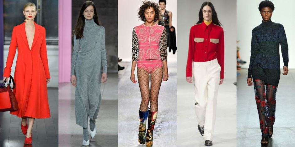 <p>These are the trends you'll be following for autumn 2017 as they emerge from New York fashion week.
