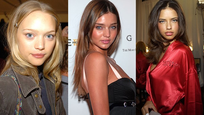 We chart how 21 top models looked at the start of their careers. Spoiler: Still pretty damn amazing.