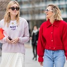 See The Best Street Style Looks From London Fashion Week image