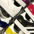 You Can Now Get The Original Cult Sneakers Monogrammed With Your Initials image