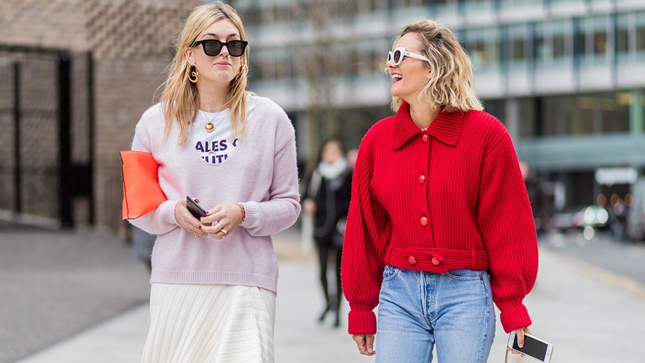 Take a look at the best street style from London fashion week autumn/winter 2017.