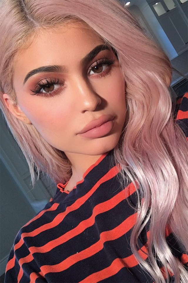 Kylie Jenner Beauty Tip Water