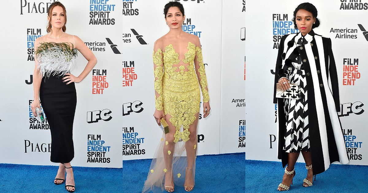<p>We take a look at the best dressed from the 2017 Independent Spirit Awards.