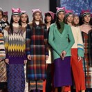 Missoni Staged Its Own Women's March In Milan, Pussy Hats And All image