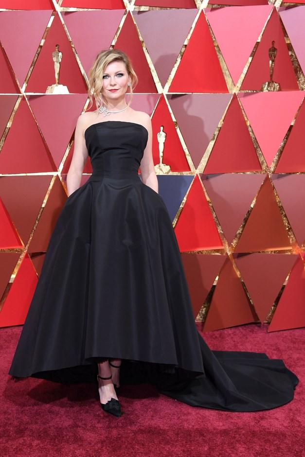 Kirsten Dunst in Christian Dior