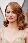 Emma Stone at the 2017 Oscars.