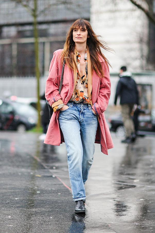 Street Style Paris Fashion Week Elle
