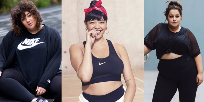 Nike Plus-Size Line.