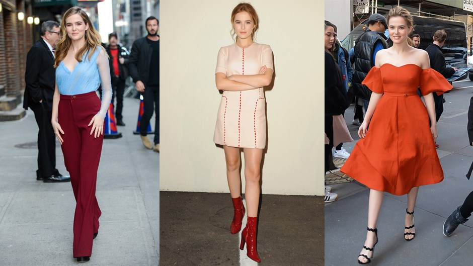 Here, we present 16 very convincing pieces of evidence that Ms Deutch is your new go-to style inspiration provider.
