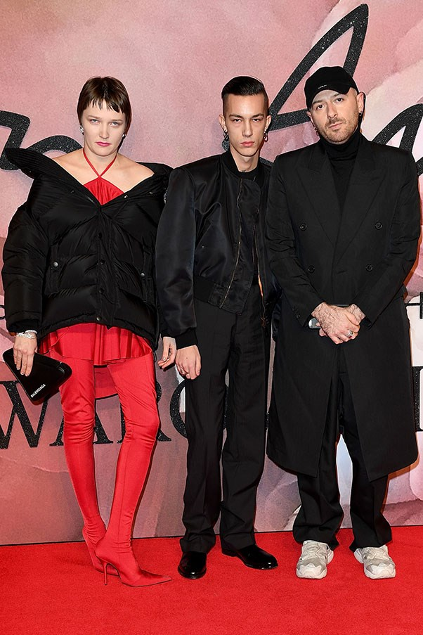 <strong>1. She's part of the coolest clique in fashion</strong><br><br> Volkova, Demna Gvasalia and Gosha Rubchinskiy are among the Russian cool kids dominating the fashion world right now. They cite their relatively late-to-the-party approach to luxury fashion (thank the whole Soviet Union thing) for their unique 'so bad it's good' aesthetic.