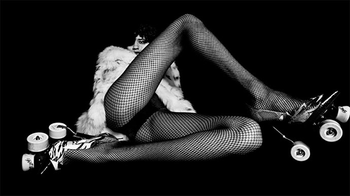 Saint Laurent campaign.