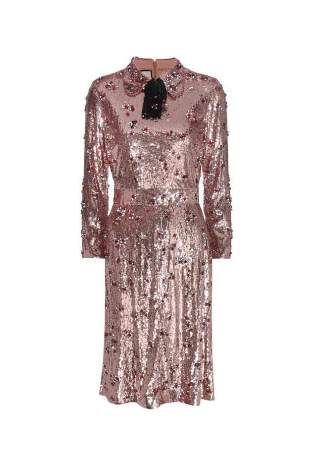 "<p> <strong>This sparkly dress, $13,575.</strong> <p> For her school formal. <p> Dress, $13,575, <a href=""http://www.mytheresa.com/en-au/sequin-embellished-dress-659982.html?catref=category"">Gucci at mytheresa.com</a>"