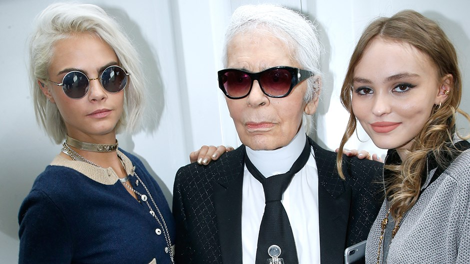 <p>Chanel and Fendi's leading man, Karl Lagerfeld, has just released the first evening wear from his namesake label Karl Lagerfeld Paris, which not only resemble Chanel's stunning designs, but won't break the bank. Thank you Karl. <BR><BR> Take a look at our favourite looks from the collection and shop the lot <strong>here</strong>.