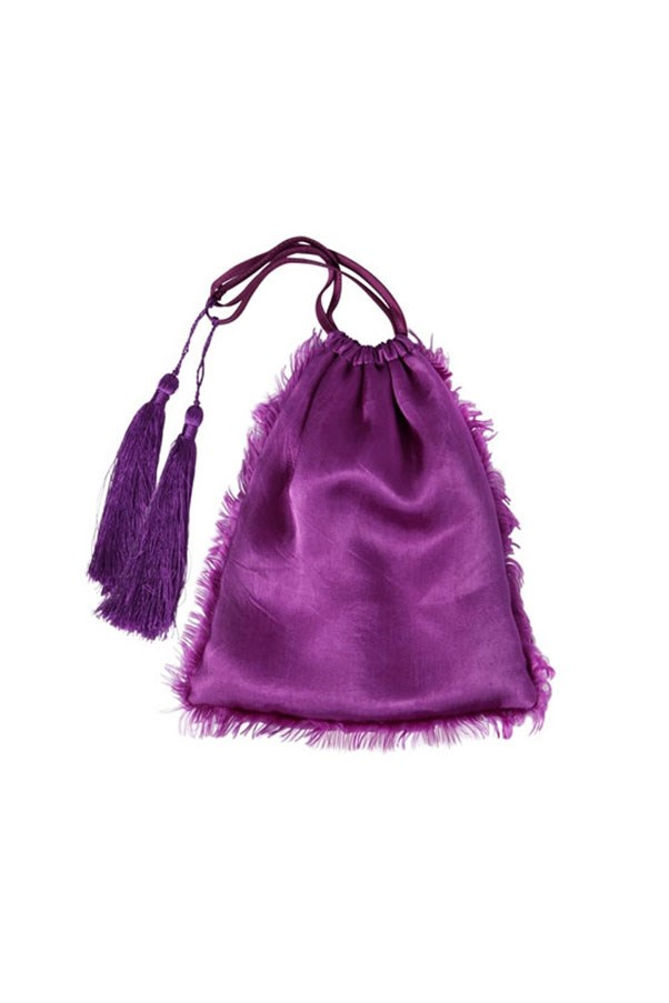 "Bag by Attico, $403 at <a href=""https://www.luisaviaroma.com/attico/women/clutches/65I-RSI003/lang_EN/"">Luisa Via Roma</a>"
