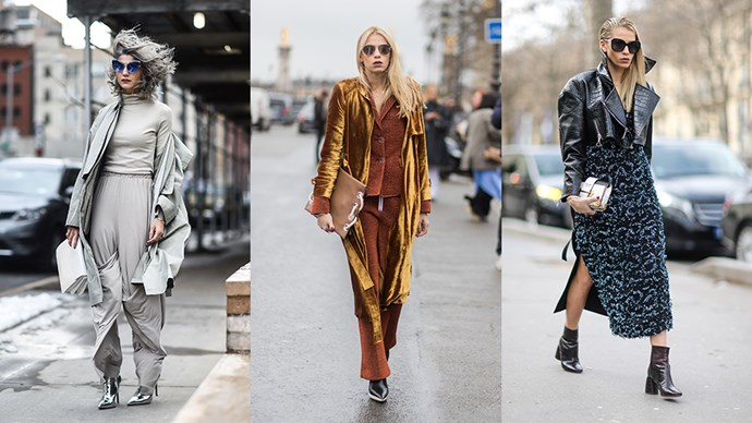 <p>Monochrome is back. Here's how to wear it, according to the fashion set.