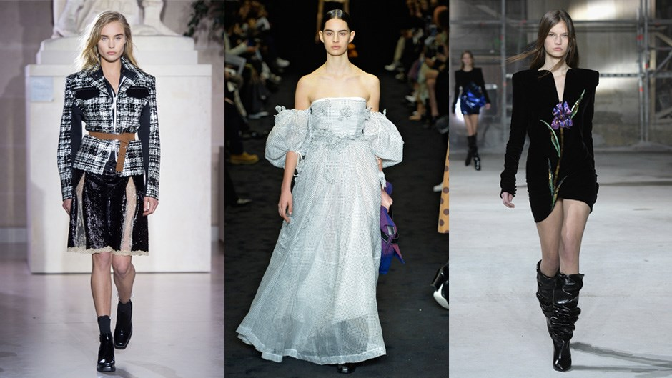 <em>ELLE's </em>Associate Editor, Genevra Leek, breaks down the most important and influential shows from Paris Fashion Week.
