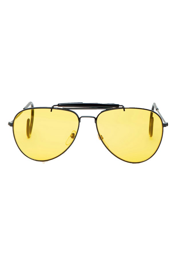 """Sunglasses, $49, Mercer at <a href=""""http://www.theiconic.com.au/mercer-462401.html"""">The Iconic</a>."""