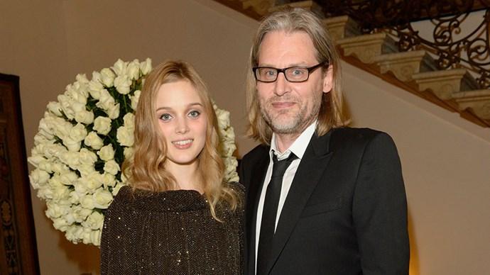 Bella Heathcote engaged to Andrew Dominik