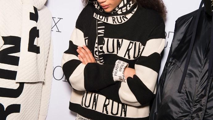 backstage knitwear jumpers fashion