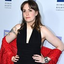 Lena Dunham Slams Perez Hilton For Mocking Her Outfit image