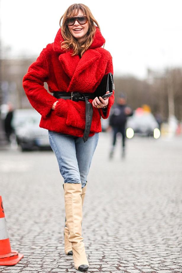 Paris fashion week A/W '17