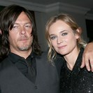 Diane Kruger And Norman Reedus Were Spotted Making Out For 30 Minutes image