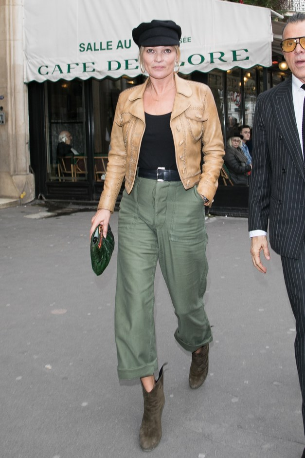 <p>Kate Moss.