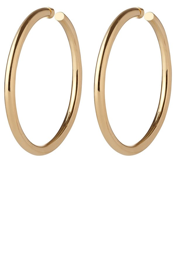"<p>Jennifer Fisher earrings, approx. $853 at <a href=""https://jenniferfisherjewelry.com/jewelry/earrings/3-samira-hoops?siteID=TnL5HPStwNw-p7XBpw8n8egzDWlogJMEHw"">Jennifer Fisher</a>"