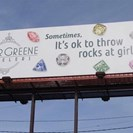 This Jewellery Brand Said 'It's OK To Throw Rocks At Girls' In Controversial Billboard Ad image
