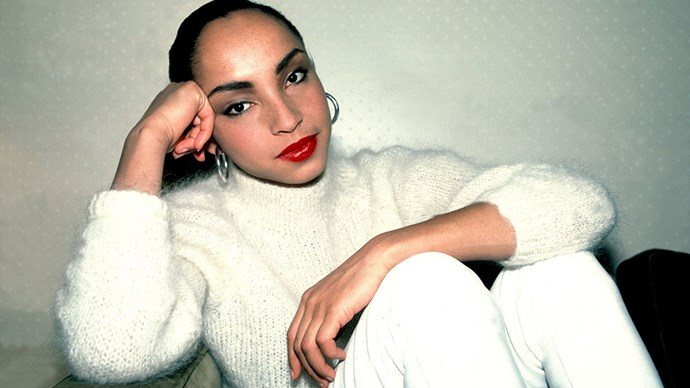 We celebrate style icon Sade—whose sartorial choices look as good now as they did in the '80s.