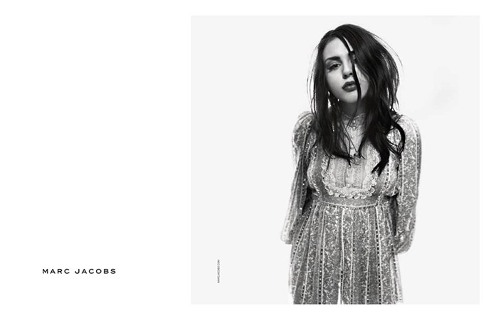 <p><em>Frances Bean Cobain for Marc Jacobs</em><p> What is it with fashion houses and the daughters of rock stars? Marc Jacobs lined himself up with the too-cool-for-school Frances Bean, with great results.