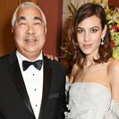 Alexa Chung Took Her Dad As Her Date To Meet Kate Middleton And It Was Beyond Adorable image