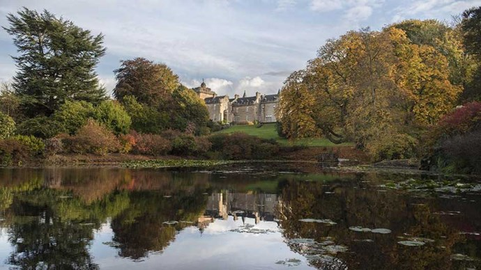 """<a href=""""http://www.booking.com/hotel/gb/glenapp-castle.en-gb.html""""><strong>Glenapp Castle</strong></a> As if the novelty of spending a few nights in a Scottish castle, with its traditional period theme and rolling green grounds wasn't enough to book this hotel, the delightful staff will be your new best friends."""