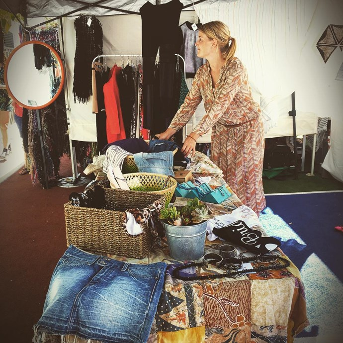 """<p><strong><a href=""""http://gillesstreetmarket.com.au/"""">GILLES STREET MARKET</a></strong><p> <p>Where: Adelaide, South Australia. <p>How often: First and third Sunday of the month (October to May); third Sunday of the month (June to September). <p>Known for: This street show in the City of Churches is dedicated to showcasing young designers, as well as vintage stalls and designer samples. It's also likened to the Paddington and Bondi markets, for those who rarely venture from Sydney's Eastern Suburbs. <p>Image: @theonlyoneclothingco"""