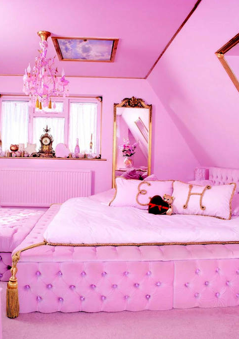 This AirBnb House Is Millennial Pink Inside And Out