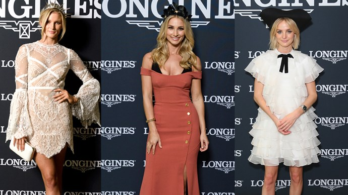 See who wore what to the 2017 Longines Queen Elizabeth Stakes.