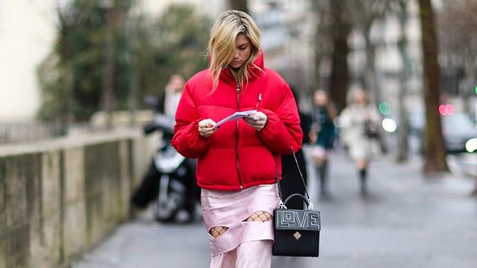<em>ELLE</em> rounds up 10 fresh ways to style your layers like the fashion set.