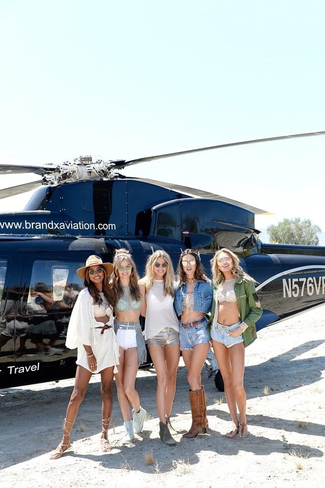 The Victoria's Secret Angels