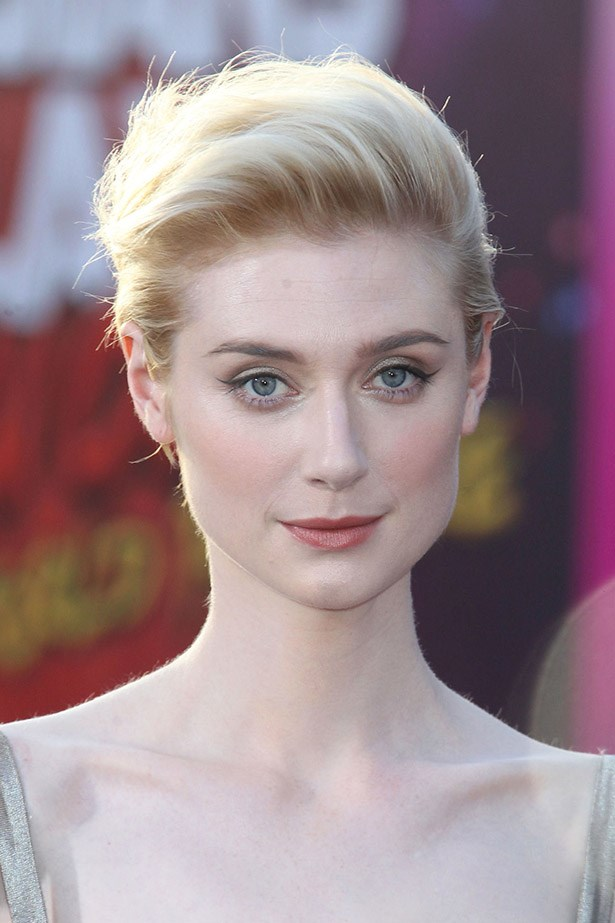 <strong>Elizabeth Debicki</strong> <br><br> The right way to work the windswept look, Elizabeth Debicki's crop is the effortless way to work a faux updo.