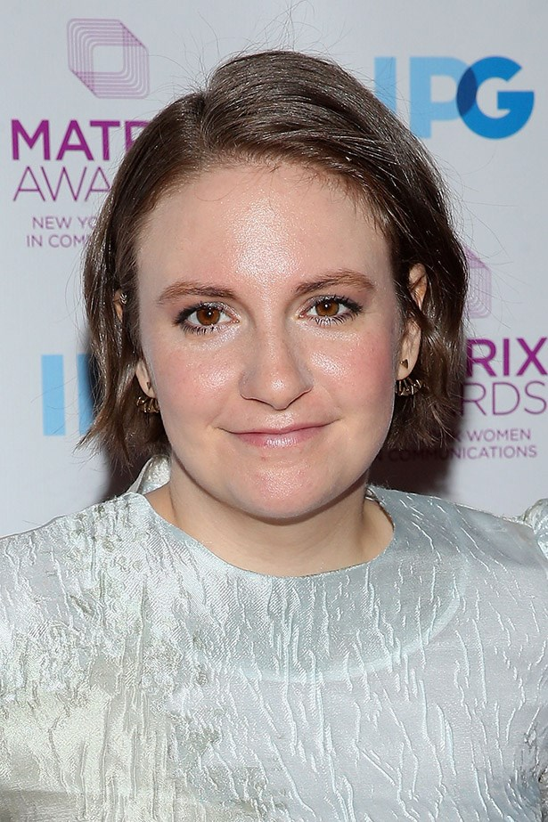 <strong>Lena Dunham</strong> <br><br> Hannah Horvath eat your heart out, we're into Lena Dunham's shoulder length bob.