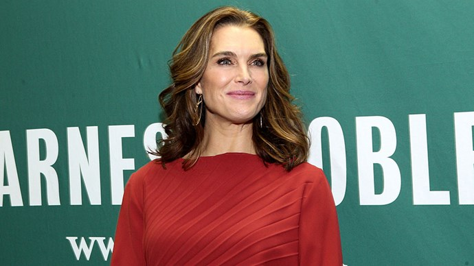 "<p><strong>Brooke Shields</strong><p> ""I couldn't believe it when my doctor told me that I was suffering from postpartum depression and gave me a prescription for the antidepressant Paxil. I wasn't thrilled to be taking drugs. In fact, I prematurely stopped taking them and had a relapse that almost led me to drive my car into a wall with Rowan in the backseat. But the drugs, along with weekly therapy sessions, are what saved me—and my family,"" she wrote in an op-ed for <em><a href=""https://go.redirectingat.com/?id=74679X1524629&sref=https%3A%2F%2Fwww.buzzfeed.com%2Feleanorbate%2Fcelebs-talk-about-therapy&url=http%3A%2F%2Fwww.nytimes.com%2F2005%2F07%2F01%2Fopinion%2Fwar-of-words.html%3F_r%3D0&xcust=4173824%7CBFLITE&xs=1"">The Times</a></em>."