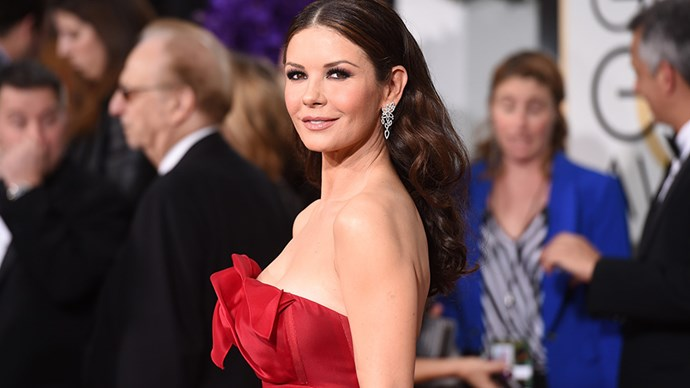 "<p><strong>Catherine Zeta-Jones</strong><p> In an interview with People about having bipolar disorder: ""This is a disorder that affects millions of people and I am one of them. If my revelation of having bipolar II has encouraged one person to seek help, then it is worth it. There is no need to suffer silently and there is no shame in seeking help."""