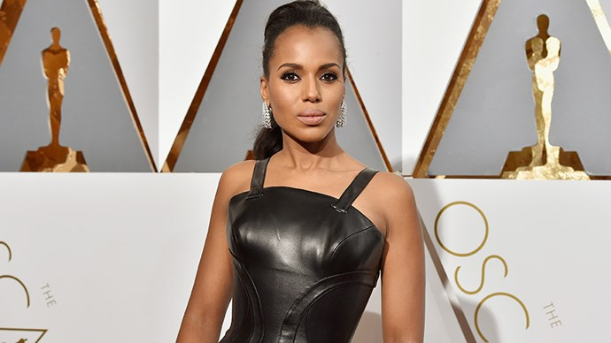 "<p><strong>Kerry Washington</strong><p> Kerry told <em><a href=""https://go.redirectingat.com/?id=74679X1524629&sref=https%3A%2F%2Fwww.buzzfeed.com%2Feleanorbate%2Fcelebs-talk-about-therapy&url=http%3A%2F%2Fwww.essence.com%2F2007%2F06%2F05%2Fkerrys-choice-kerry-washington&xcust=4173824%7CBFLITE&xs=1"">Essence</a></em>, ""Learning how to love myself and my body is a lifelong process. But I definitely don't struggle the way I used to. Therapy helped me realise that maybe it's okay for me to communicate my feelings. Instead of literally stuffing them down with food, maybe it's okay for me to express myself."""