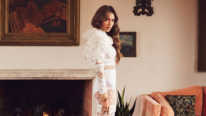 Jessica Alba Talks Being The Boss And How She Does It All