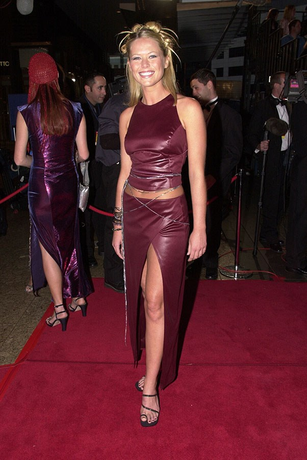 Jo Beth Taylor, 2000.