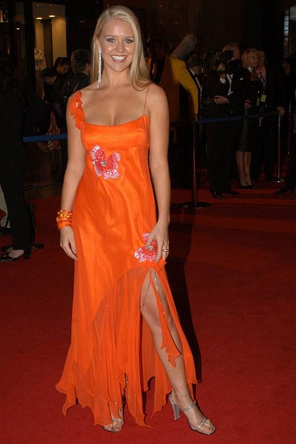 Lauren Newtown, 2003.
