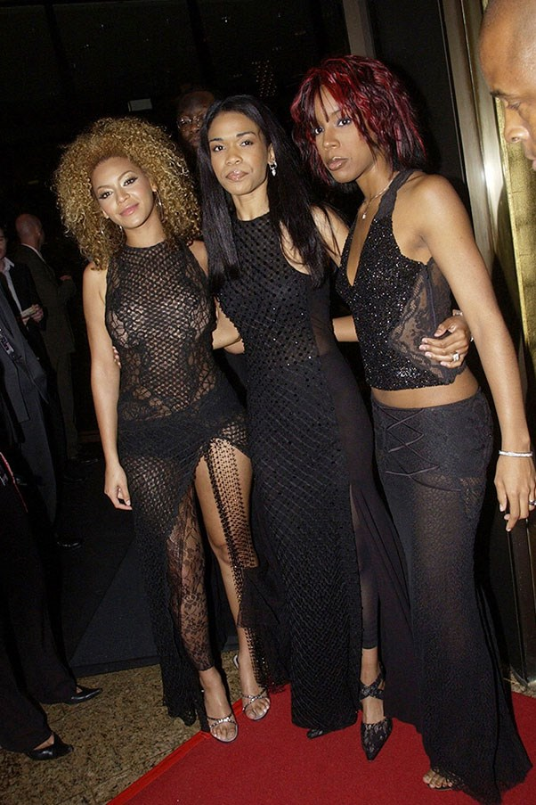 Destiny's Child, 2002.